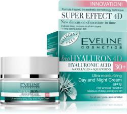 Eveline Cosmetics bioHyaluron 4D 30+ nappali és éjszakai krém 50ml