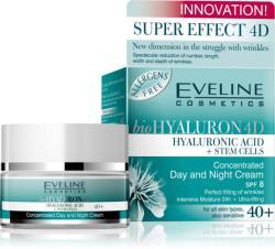 Eveline bioHyaluron 4D 40+ nappali és éjszakai krém 50ml