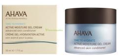AHAVA Aktív hidratáló gélkrém 50ml
