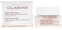 Clarins Multi-Active nappali krém száraz bőrre 50ml