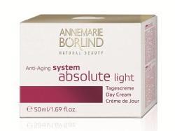 Annemarie Börlind System Absolute Light Anti-aging Nappali krém könnyű textúrával 50ml