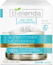 Bielenda Skin Clinic Professional - aktív hidratáló nappali/éjszakai arckrém 50ml