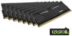 Kingston 64GB (8x8GB) DDR4 2800MHz HX428C14PBK8/64
