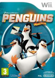 Little Orbit Penguins of Madagascar (Wii)