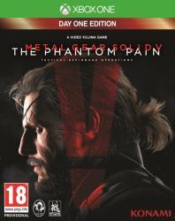 Konami Metal Gear Solid V The Phantom Pain [Day One Edition] (Xbox One)