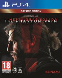 Konami Metal Gear Solid V The Phantom Pain [Day One Edition] (PS4)