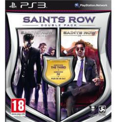 Deep Silver Saints Row Double Pack: The Third + IV (PS3)