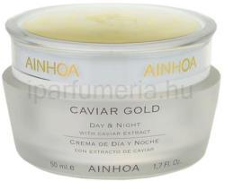 AINHOA Luxe Gold nappali és éjszakai krém kaviárral 50ml