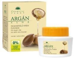 Cosmetic Plant Regeneráló nappali arckrém bio argán olajjal és aloe vera kivonattal 50ml