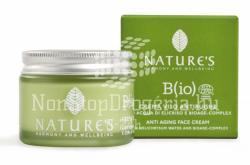 Nature's Bio öregedésgátló arckrém 50ml