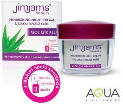JimJams Aloe Q10 Relax éjszakai tápláló krém 50ml