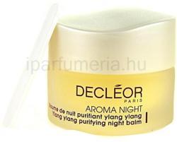 DECLÉOR Aroma Night éjszakai ápolás kombinált és zsíros bőrre 15ml