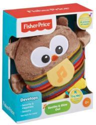 Fisher-Price Nyugtató bagoly plüsskoma (CDN55)