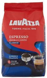 LAVAZZA Crema e Gusto Espresso Boabe 1kg