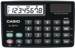Casio Sl-787tv