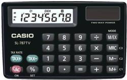 Casio Sl-787tv