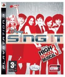 Disney Disney Sing It! High School Musical 3 Senior Year [Microphone Bundle] (PS3)