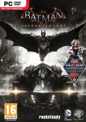Warner Bros. Interactive Batman Arkham Knight [Day One Edition] (PC)