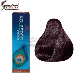 Wella Koleston Perfect Hajfesték 5/75 60ml