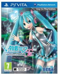 SEGA Hatsune Miku Project DIVA F 2nd (PS Vita)
