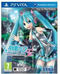 SEGA Hatsune Miku Project DIVA F 2nd (PS Vita)