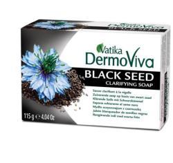 Vatika Dermo Viva Black Seed szappan (115 g)