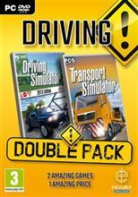 Excalibur Driving Double Pack: Transport Simulator + Driving Simulator 2013 (PC)