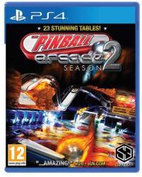 System 3 The Pinball Arcade Season 2 (PS4)
