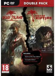 Deep Silver Double Pack: Dead Island + Dead Island Riptide (PC)