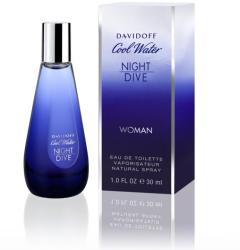 Davidoff Cool Water Night Dive Woman EDT 30ml