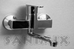 Sanimix DELTA fali mosogató csaptelep (035.7 1)