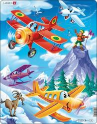 Larsen Maxi puzzle - Repülők 20 db-os US12