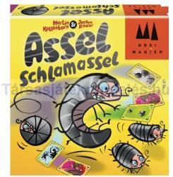 Drei Magier Spiele Slamászka - Assel Schlamassel