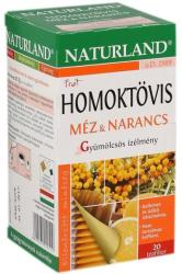 Naturland Gyümölcstea Homoktövis Méz-narancs 20 filter