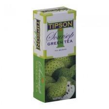 TIPSON Soursop Green Tea 25 filter