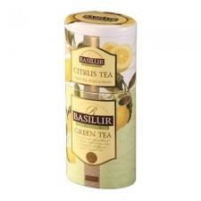 BASILUR Citrus-Green Tea 125g