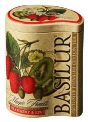 BASILUR Magic Fruits Eper-Kiwi Tea 100g