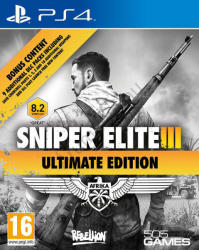 505 Games Sniper Elite III [Ultimate Edition] (PS4)