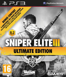 505 Games Sniper Elite III [Ultimate Edition] (PS3)