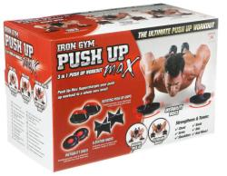 Iron Gym Push Up Max
