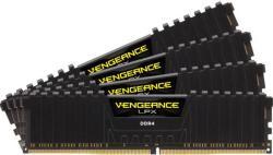Corsair 16GB (4x4GB) DDR4 3000MHz CMK16GX4M4B3000C15