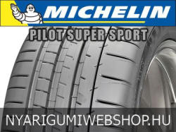 Michelin Pilot Super Sport XL 345/30 R19 109Y