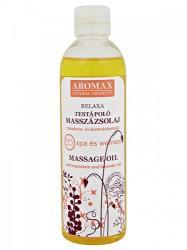 Aromax Relaxa testápoló masszázsolaj (250ml)