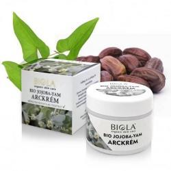 BIOLA Bio Jojoba-Yam arckrém 50ml