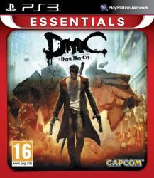 Capcom DMC Devil May Cry [Essentials] (PS3)