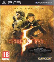 Capcom Resident Evil 5 [Gold Edition-Essentials] (PS3)