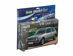 Revell VW Golf 1 GTI Set 1/24 67072