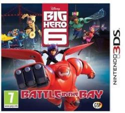 Disney Big Hero 6 Battle in the Bay (Nintendo DS)