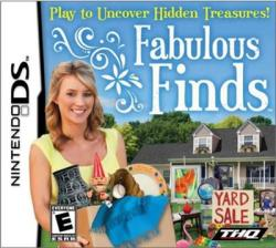 THQ Fabulous Finds (Nintendo DS)