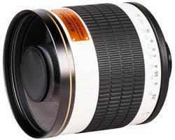 Samyang 500mm f/6.3 DX Mirror (T-mount)